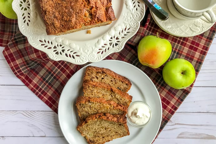 Maple Apple Banana Bread: A Treat for Fall | 31Daily.com