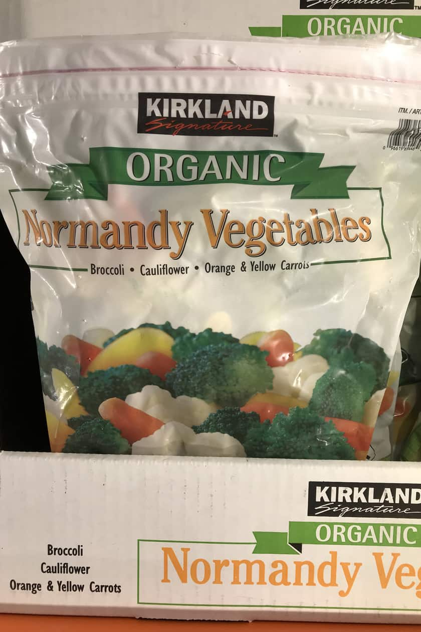Costco Products You Can't Live Without - Normandy Vegetables