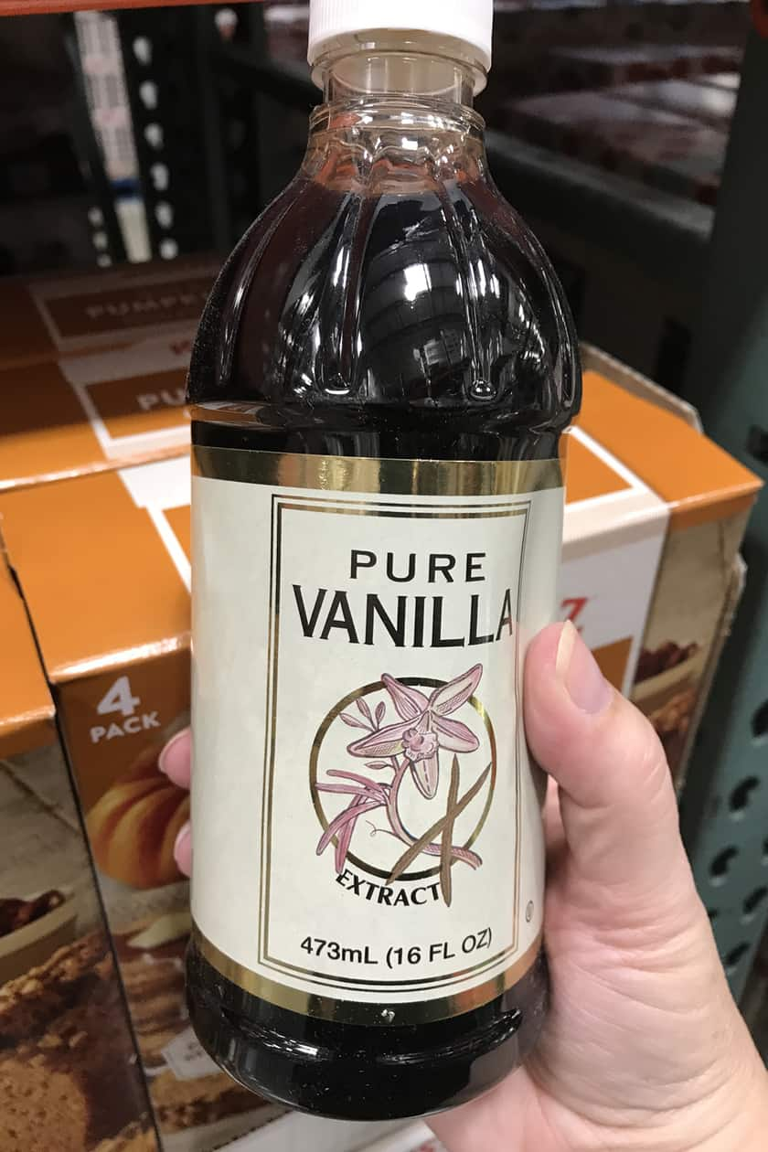 Costco Products You Can't Live Without - Vanilla