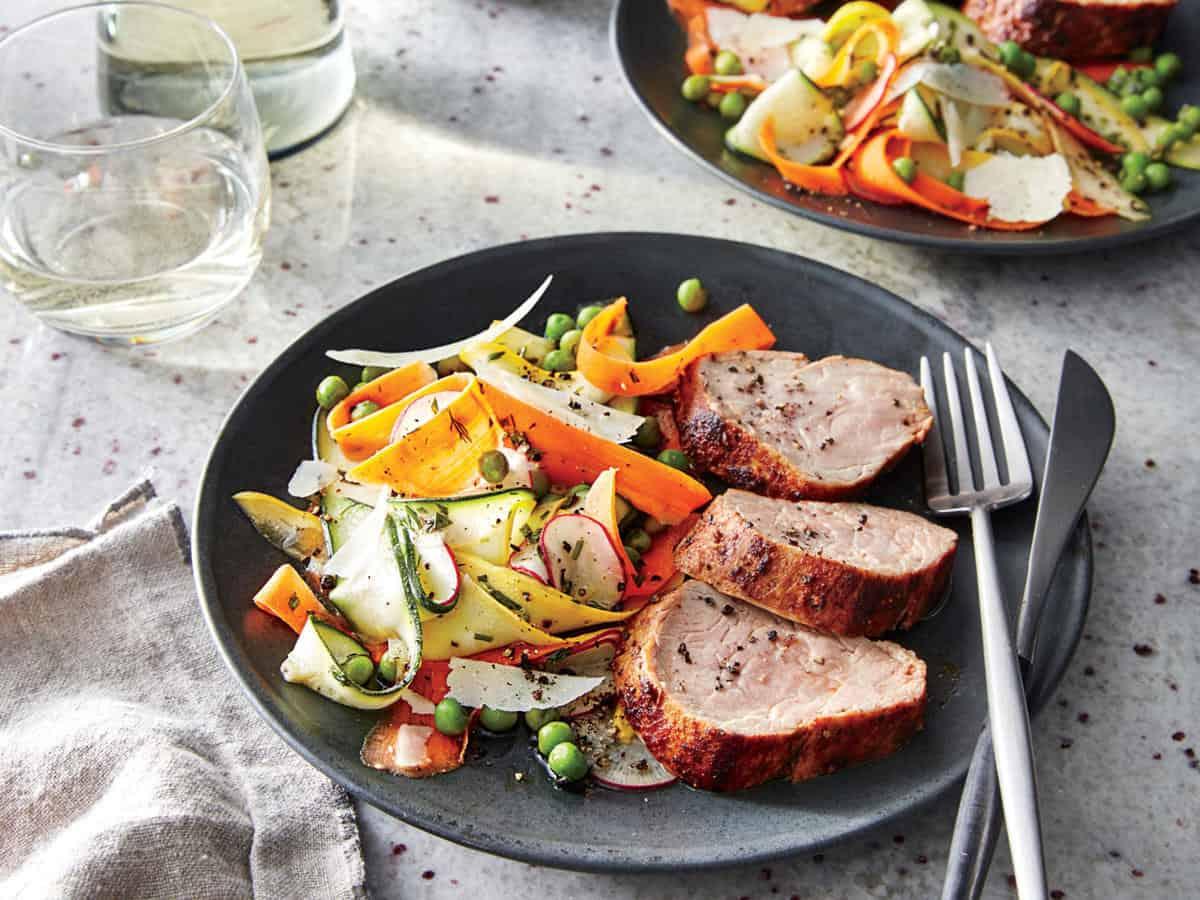 Weekly Dinner Meal Plan // Week 38: 300 Calorie Meals   31Daily.com