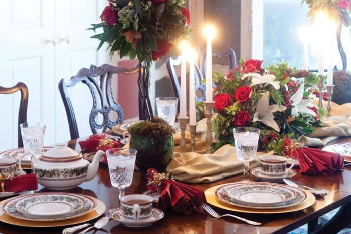 Hosting an Afternoon Christmas Tea to Celebrate the Holidays   31Daily.com