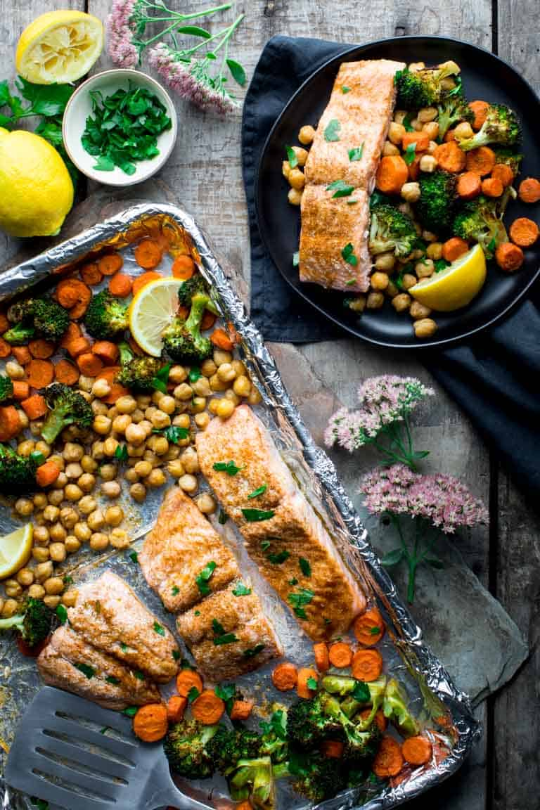 7 Simple Sheet Pan Dinners that Make Busy Weeknights Easy