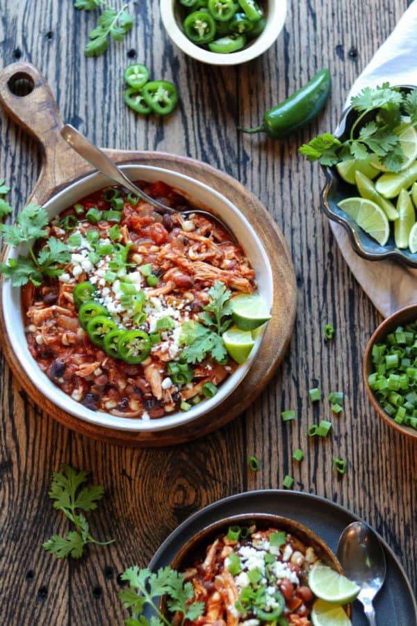 Weekly Dinner Meal Plan // Week 47: Easy Feast Week | 31Daily.com