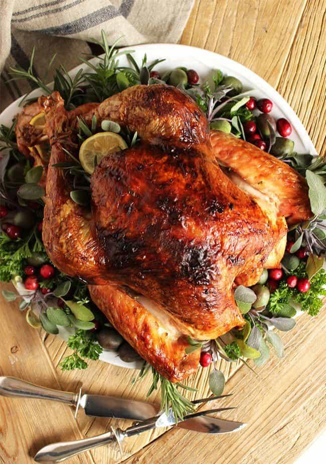 An Easy Thanksgiving Men | 31Daily.com