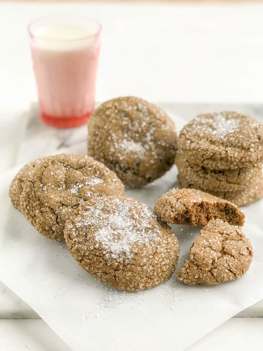 Soft and Chewy Gingerbread Cookies So Yummy You'll Gift Them | 31Daily.com