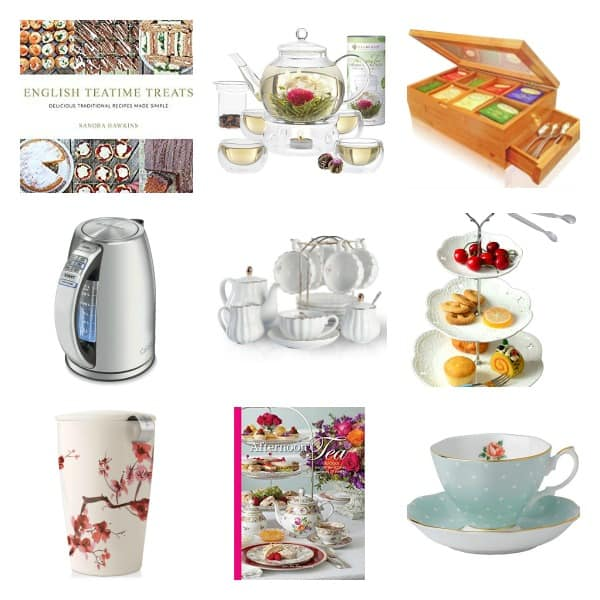 2018 Holiday Afternoon Tea Gift Guide | 31Daily.com
