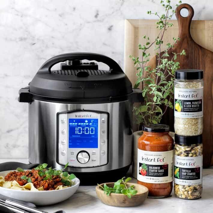 Instant Pot Duo Evo Plus Pressure Cooker, 6-Qt