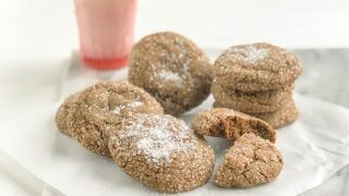 Soft and Chewy Gingerbread Cookies So Yummy You'll Gift Them
