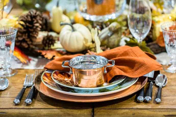 An Easy Thanksgiving Menu To Gather Friends and Family