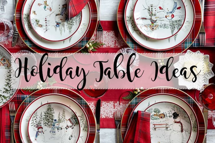 The Holiday Table Gift Guide