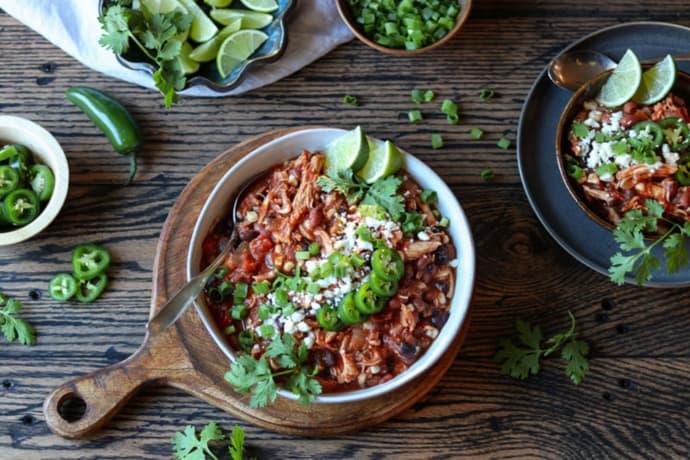 Weekly Dinner Meal Plan // Week 47: Easy Feast Week