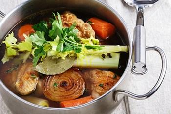 Homemade Turkey Stock Recipe | 31Daily.com