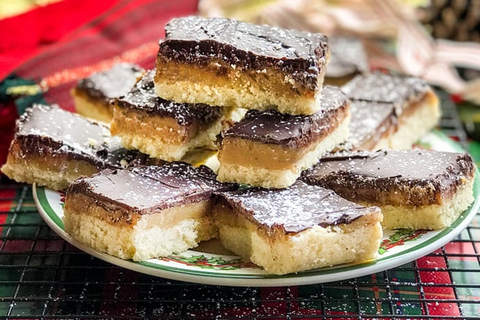 Scottish Millionaire Shortbread: A Favorite Holiday Treat | 31Daily.com