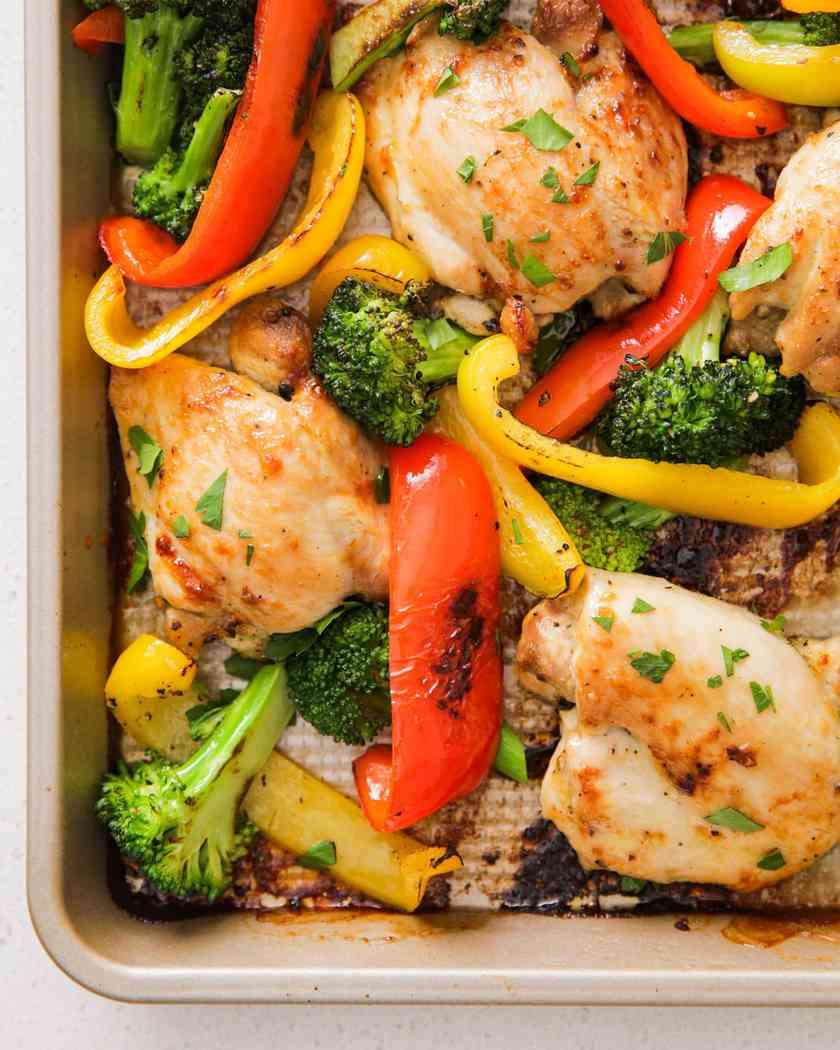 Meal Plan // Week 5: Keeping It Healthy Dinners   31Daily.com