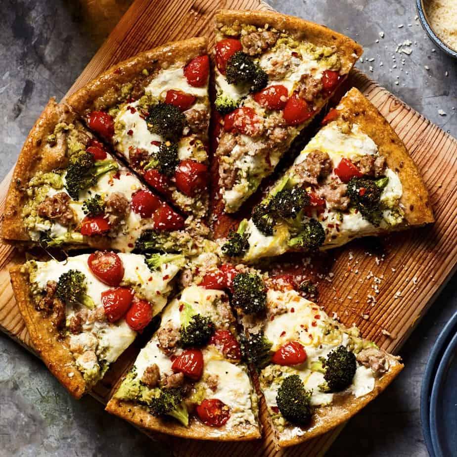 Meal Plan // Week 2: Healthy Skillet Dinners | 31Daily.com