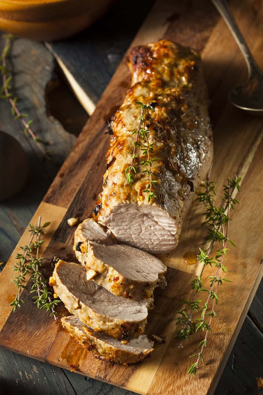 Zupan's Porchetta Pork Tenderloin | 31Daily.com