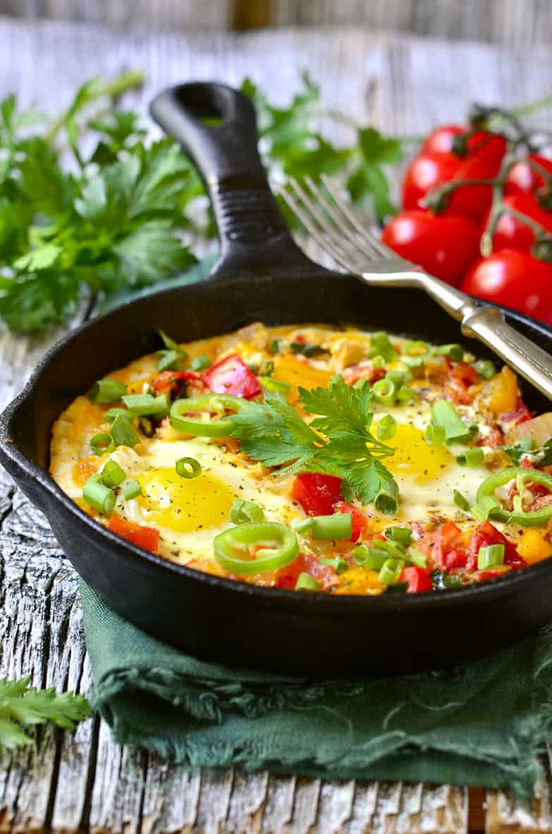 Mediterranean Shakshuka: Healthy Comfort Food at its Best | 31Daily.com