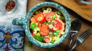Incredibly Quick and Easy Instant Pot Jambalaya   31Daily.com
