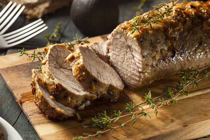 Zupan's Porchetta Pork Tenderloin