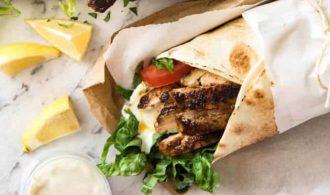 Meal Plan // Week 7: Easy Mediterranean Dinners