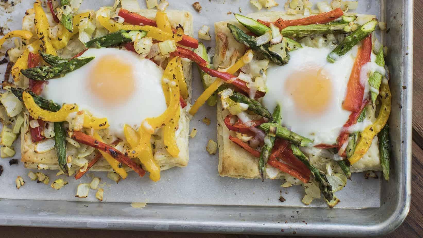 Baked Eggs for 45 Easy Lent Recipes for the Lenten Season