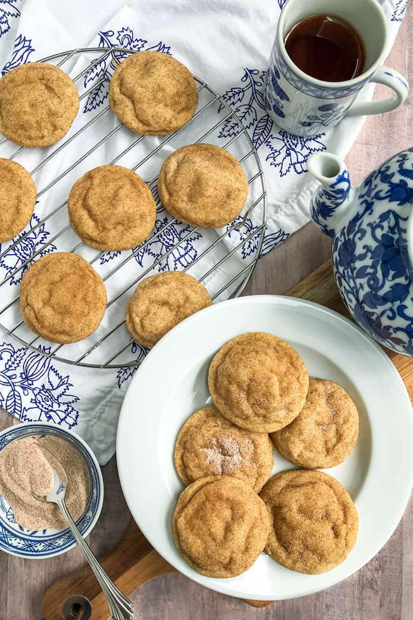 A Sweet Iconic Snickerdoodle Recipe | 31Daily.com