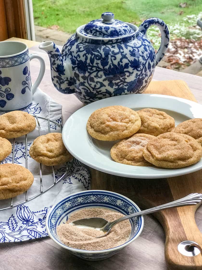 A Sweet Iconic Snickerdoodle Recipe   31Daily.com