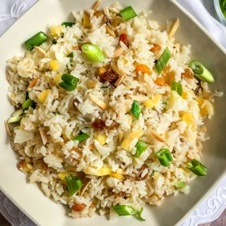 Our Forever Tradition: Instant Pot Fruited Rice Pilaf
