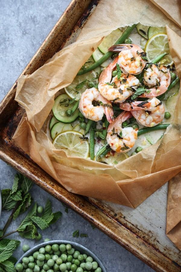 shrimp packets
