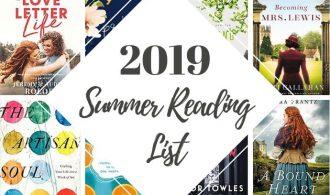 2019 Summer Reading List