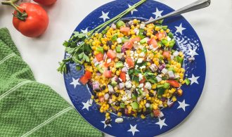 Easy Mexican Corn Salad for Summer Gatherings
