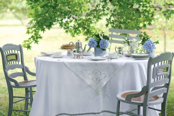 Easy Summer Afternoon Tea Recipes and Ideas
