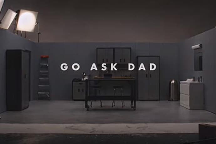 For Dads and Teens: Go Ask Dad this Father's Day