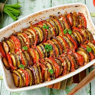 Classic French Provencal Ratatouille 31 Daily