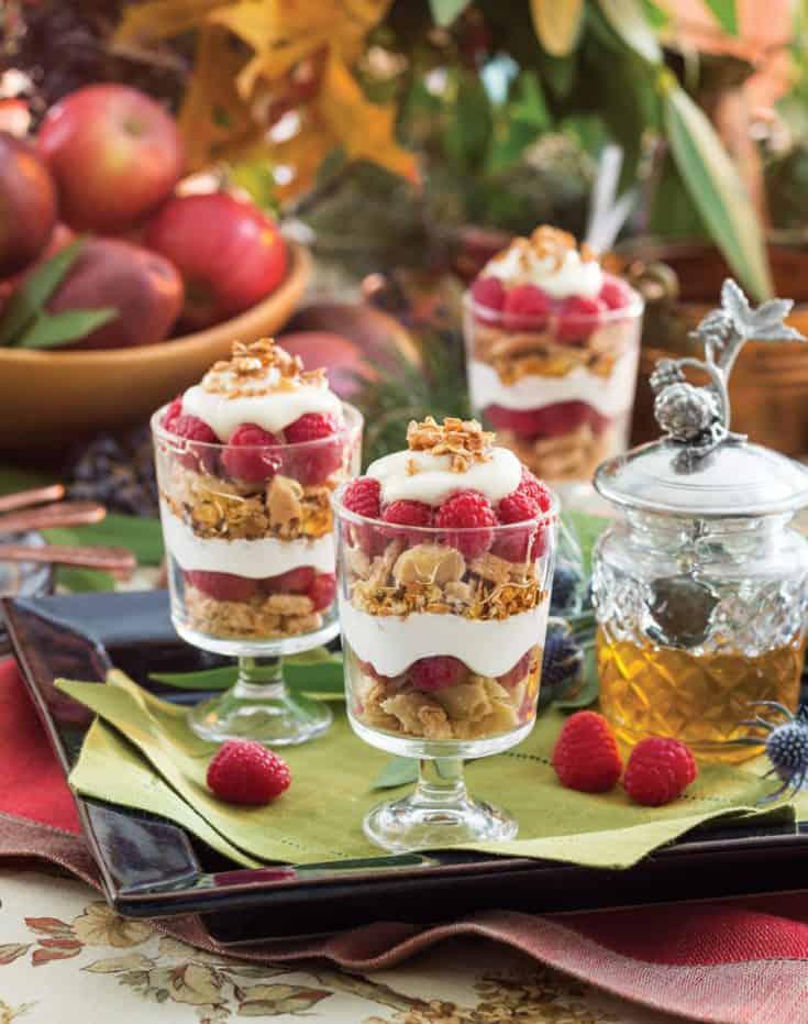 Cranachan Trifle