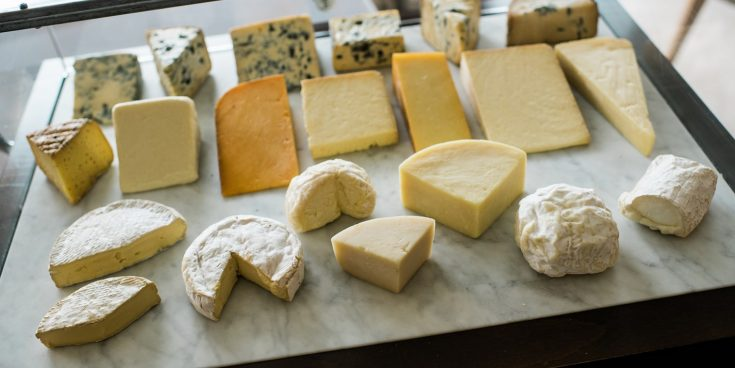 Best Cheeses for Afternoon Tea