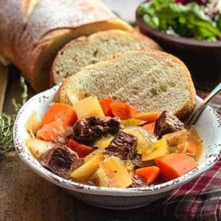 Cozy Slow Cooker Scottish Beef Stew