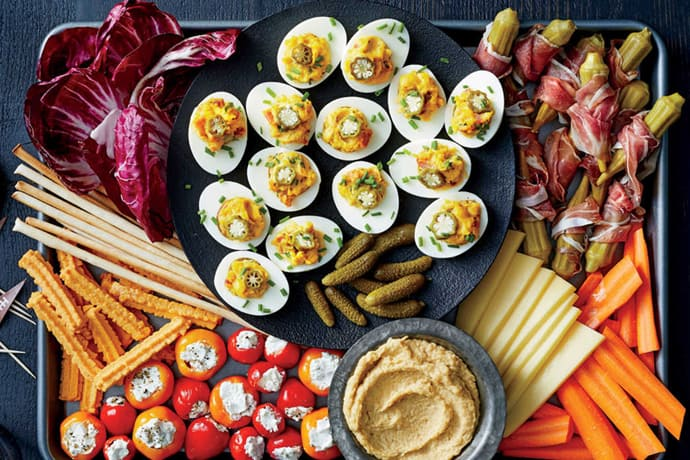 Easy Tailgating and Game Day Appetizers