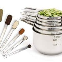 Simply Gourmet Measuring Cups and Measuring Spoons