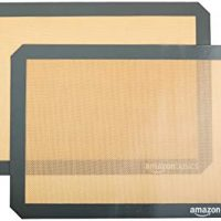 Silicone Baking Mat Sheet, Set of 2