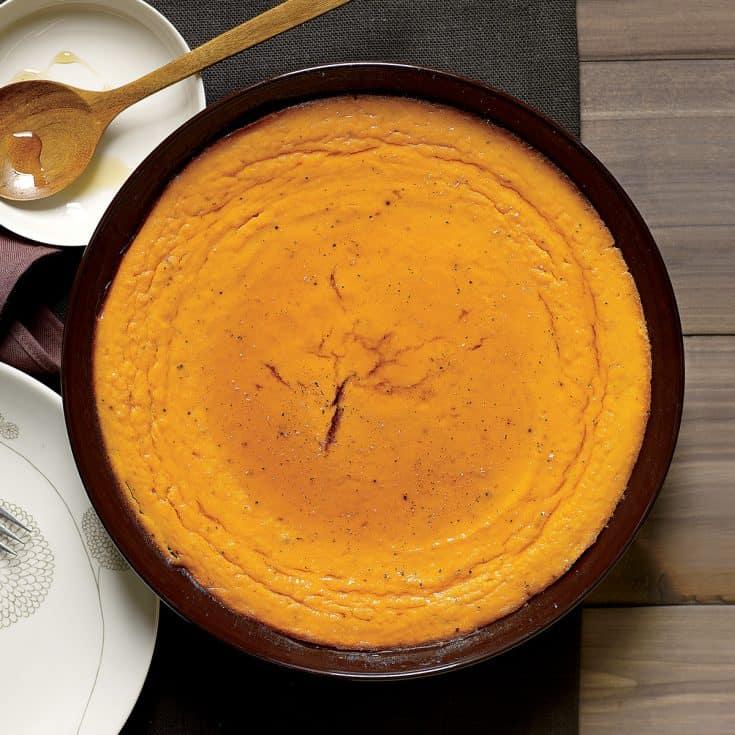 Treat: Sweet Potato Custard