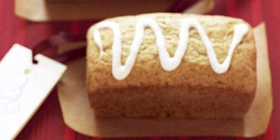 Chai-Spiced Tea Loaves - Holiday Gifts - Recipes