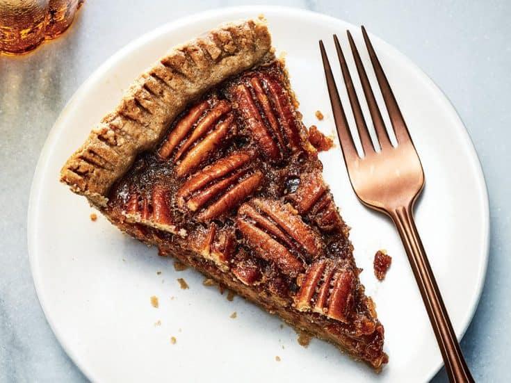 Pecan-Date Pie