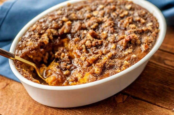 How to Make the Perfect Thanksgiving Sweet Potato Casserole