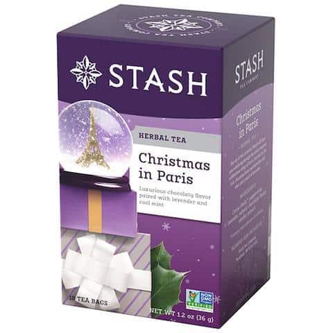 Christmas in Paris Herbal Tea
