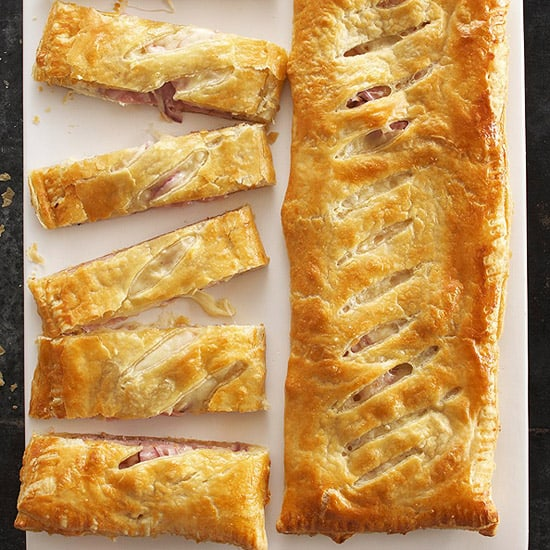 Ham-and-Cheese Slab Pies