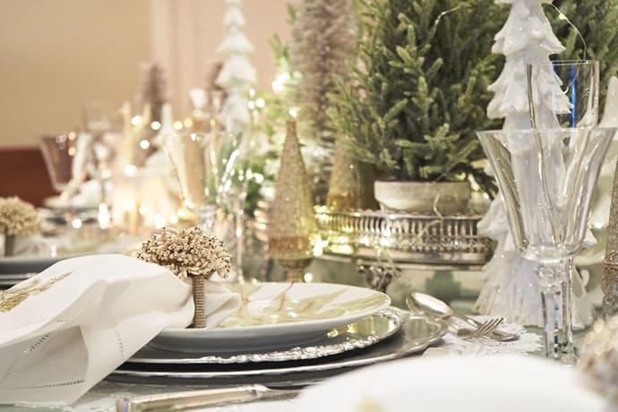 Christmas Table Set