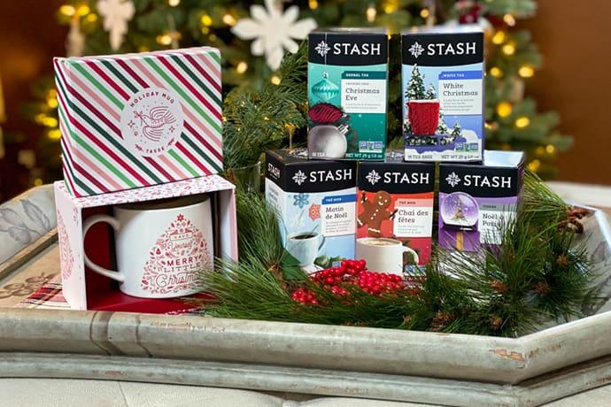 Stash Christmas Teas
