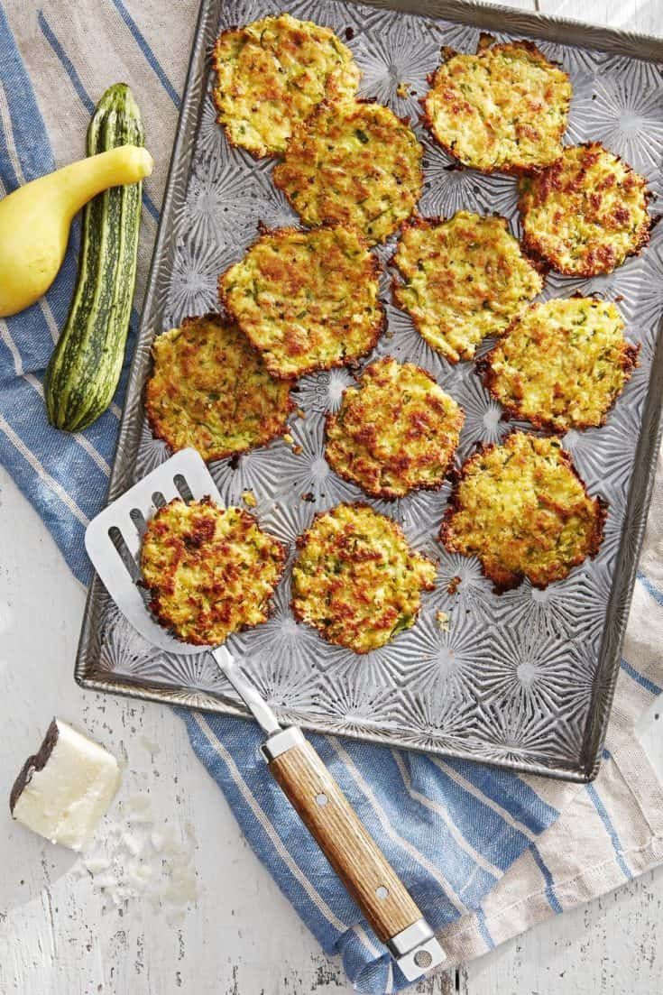 Best Zucchini-and-Pecorino Fritters