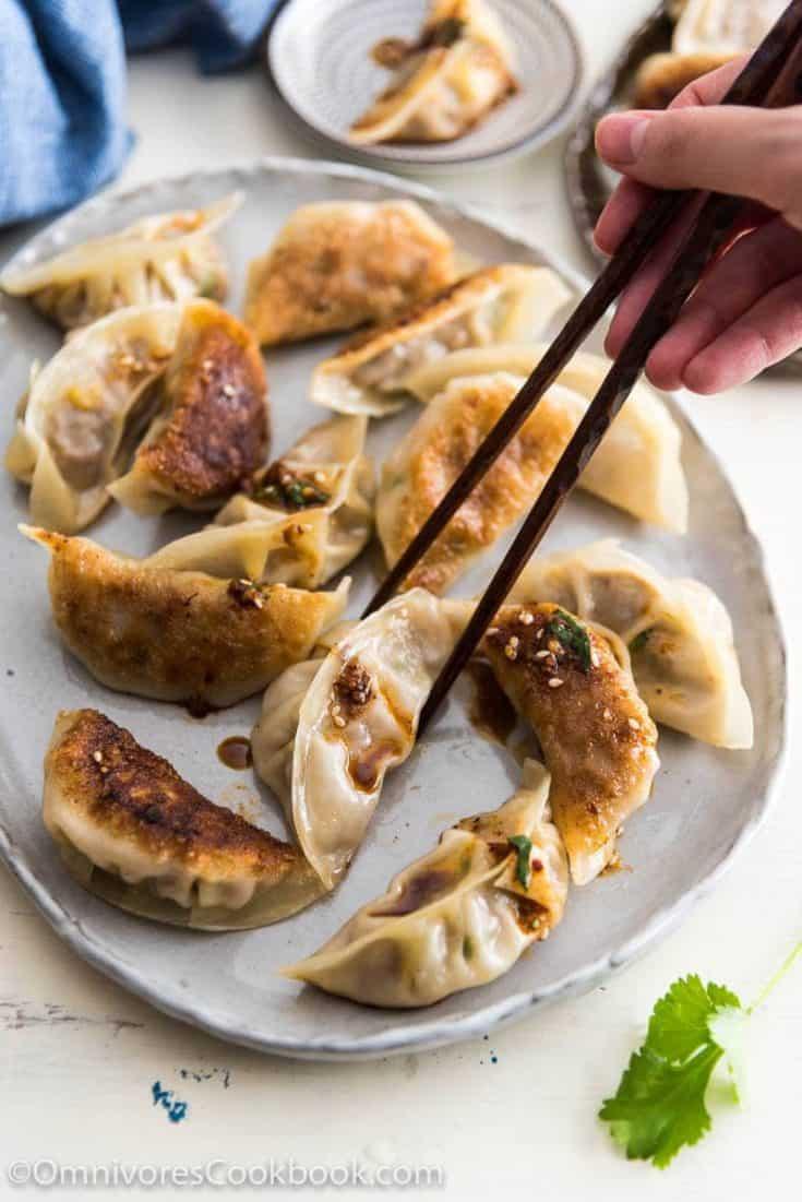 Chinese Beef Dumplings